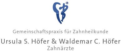 Ursula S. Höfer & Waldemar C. Scholtysek - Zahnärzte